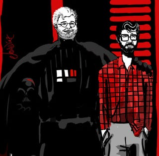 Illustration for article titled It's Time To Forgive George Lucas