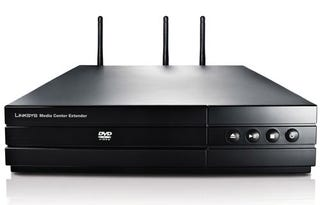 Cisco linksys dma2200 media center extender with dvd player | ebay.