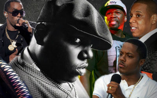 Illustration for article titled 10 Rappers Most Influenced by Biggie