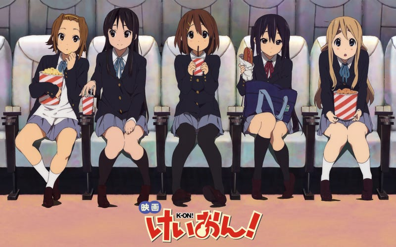 Illustration for article titled OP/ED A DAY #168 : K-On!