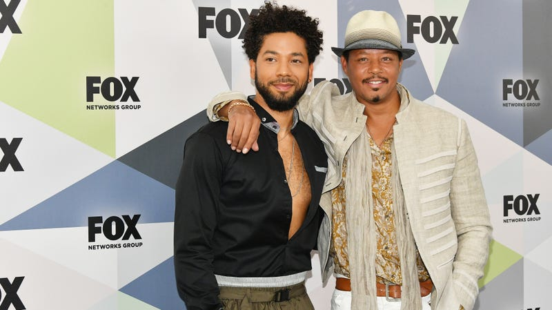 Illustration for article titled Terrence Howard Defends Empire Co-Star Jussie Smollett