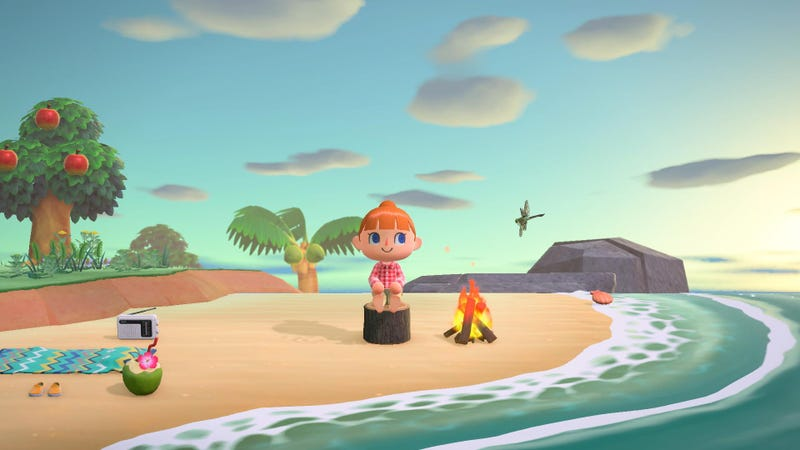Animal Crossing: New Horizons Will Let You Decorate The