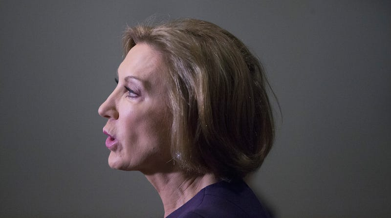 Illustration for article titled Oh, So Carly Fiorina Is Just a Bad Person