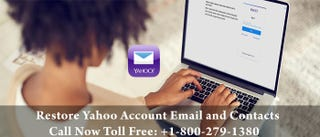 Illustration for article titled How to Restore Yahoo Email Account, Contacts and Email Settings