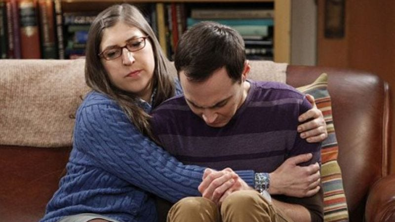 """Illustration for article titled The Big Bang Theory: """"The Cooper/Kripke Inversion"""""""