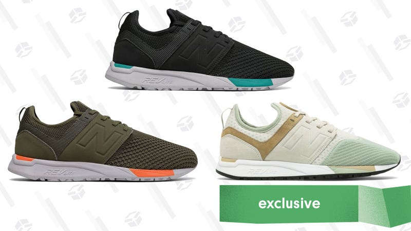 New Balance 247 Sport sneakers | $40 | Joe's New Balance Outlet | Use code KINJA247