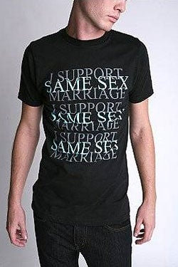 Illustration for article titled Urban Outfitters Pulls Prop 8 Tee; Continues To Sell Crap
