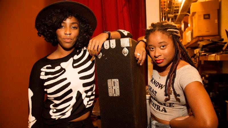 2 Dope Queens' Jessica Williams and Phoebe Robinson