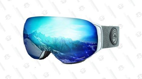 ... kesepakatan ini WildHorn Outfitters Roca Ski Goggles  5bd8d86a02