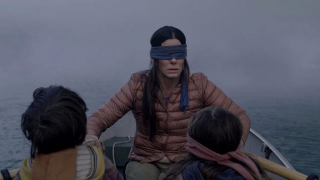 Netflix Finally Decides to Pull Real-Life Disaster Footage From Bird Box