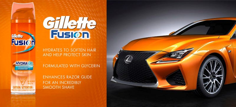 Illustration for article titled I Have A Genius Idea For Lexus' New Shade Of Orange