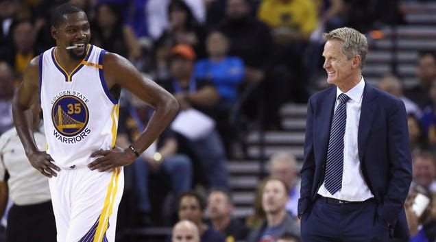 The Warriors Will Be Fun And Deadly And None Of It Matters Unti…