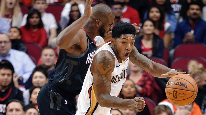 Elfrid Payton Has Neat New Hair And Neat New Teammates