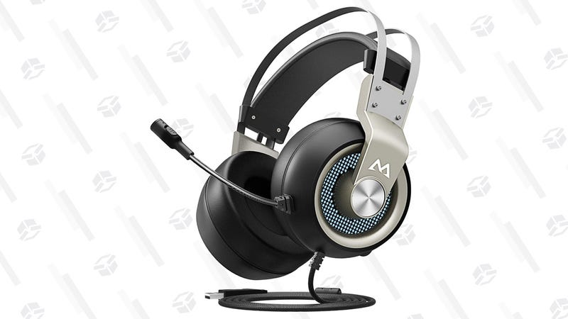 Getting a 7 1 Gaming Headset For $18 Will Make You Break Out In