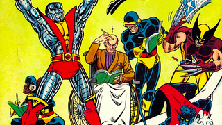 Illustration for article titled The 1983 X-Men Coloring Book Is A Lost Psychedelic Masterpiece
