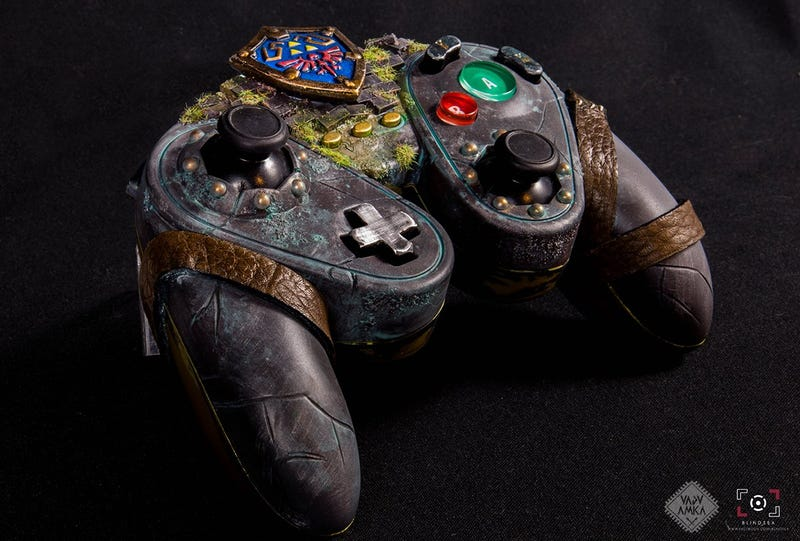 Zelda Controller Is The Hero Of Our Time