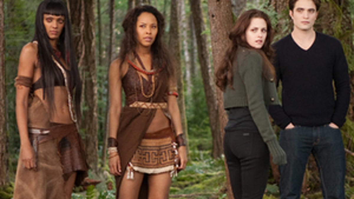 The final Twilight movie is like a porn film with action figures