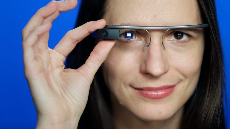 Google Glass Failed So Now They Want to Put Cyborg Lenses Right in Your Eyeballs