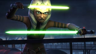 Illustration for article titled The beginning of the end for Clone Wars' Ahsoka?