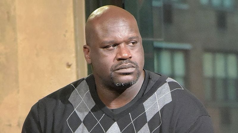 Illustration for article titled Shaq Wondering When People In Southern Hemisphere Have March Madness