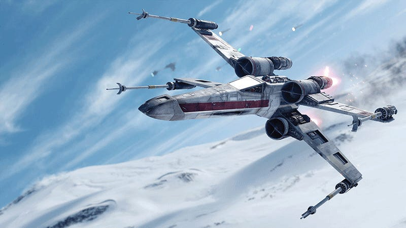 Star Wars: Battlefront Looks Incredible With Some Screenshot Magic
