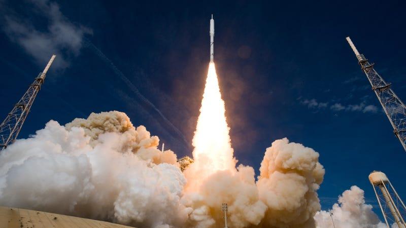 Image: NASA/Sandra Joseph and Kevin O'Connell