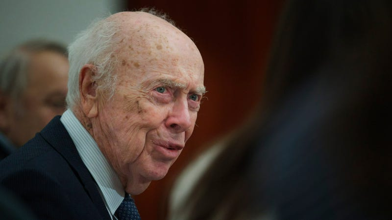 James Watson in a 2015 file photo.