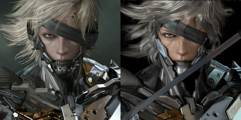 Illustration for article titled Metal Gear Solid: Rising's Raiden Has Changed