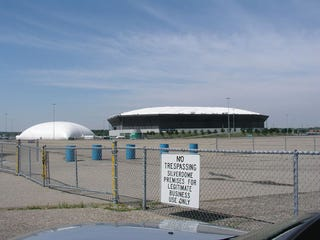 Illustration for article titled Silverdome Sold For The Price Of Two Practice Squad Players
