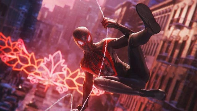 The PS5 s Miles Morales Makes a Gorgeously Compelling Case for 60 FPS