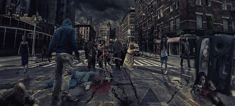 These Are the Best Cities for Surviving the Zombie Apocalypse