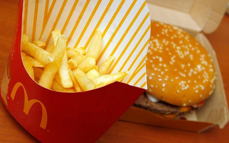 Illustration for article titled ¿Robots preparando Happy Meals? El CEO que hizo de McDonalds un imperio dice que falta poco