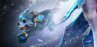 Illustration for article titled Dota 2's New Puppy Sidekick Is Cute, But Expensive As Hell