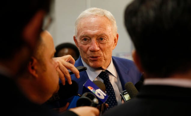 What The Hell Is Jerry Jones Talking About?