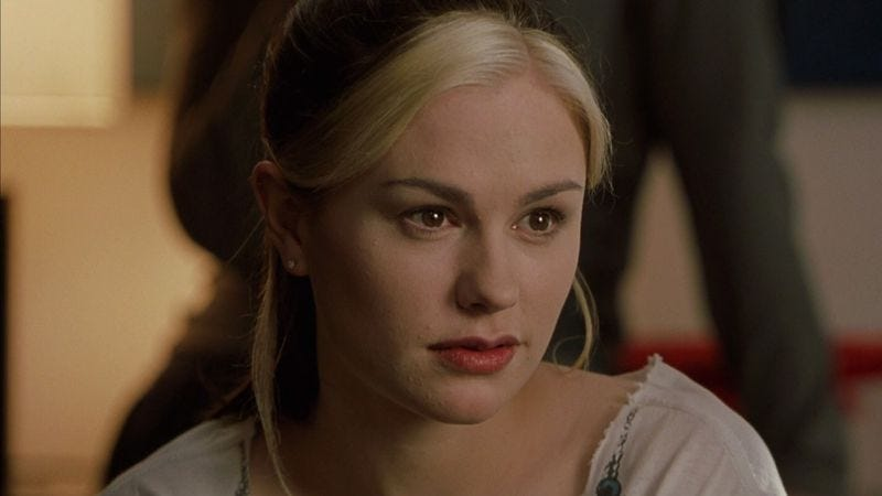 Anna Paquin as Rogue in X2 (2003)