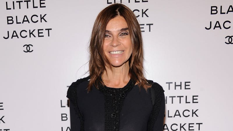 Illustration for article titled Carine Roitfeld Is Anti-Anorexia, Pro-Peeing Behind Cars