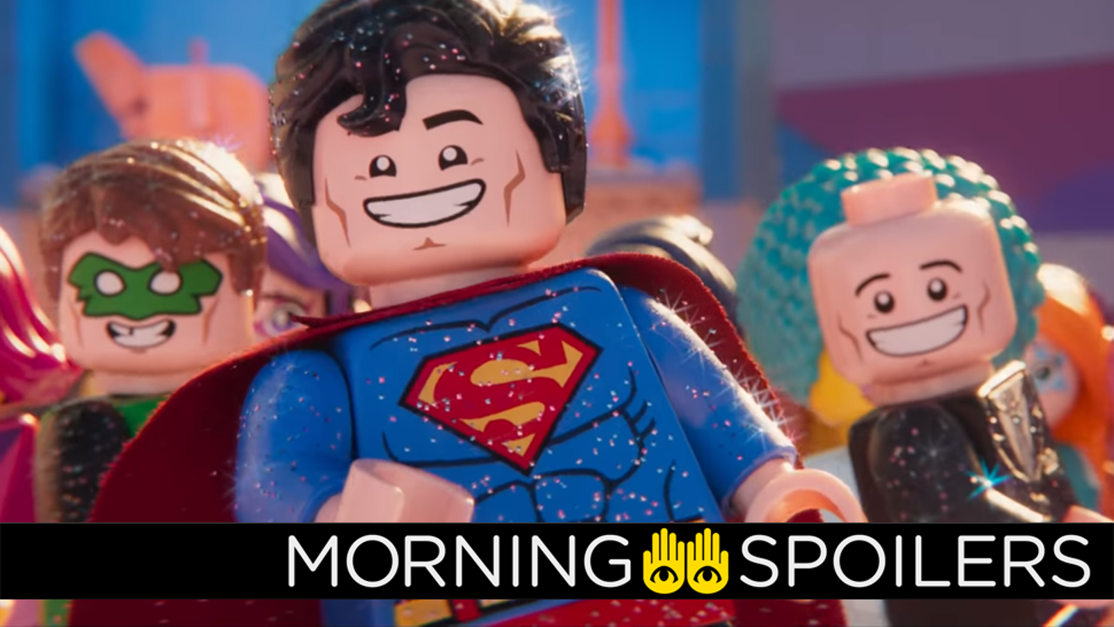 The Lego Movie 2 Will Feature a Few DC Movie Stars
