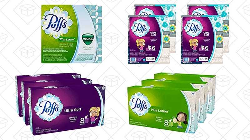 $2 off Puffs Tissues | Amazon