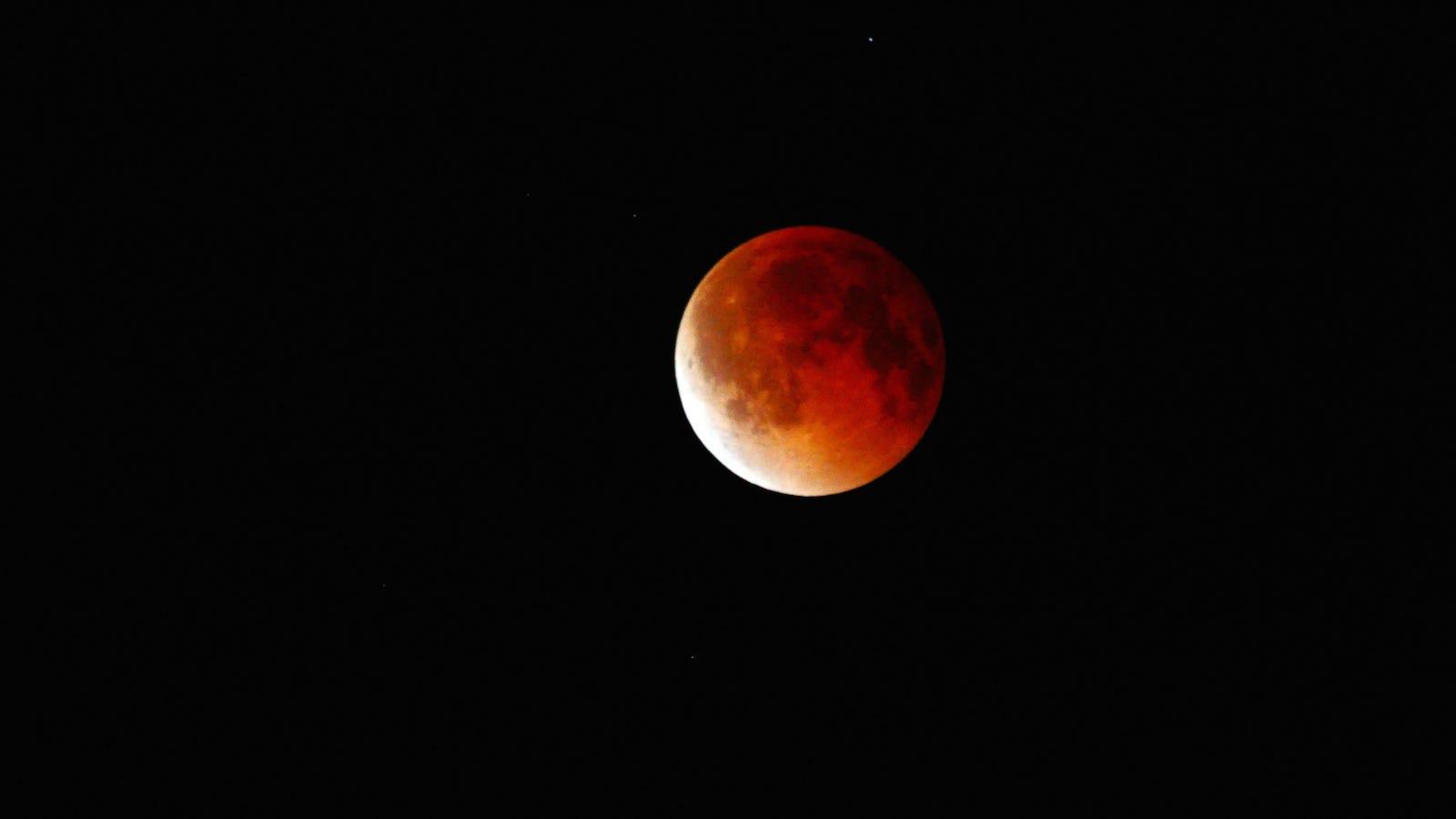 Blood Moon Got
