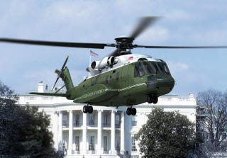 Illustration for article titled S-92 Is The Next Marine One, What About Combat Search & Rescue?