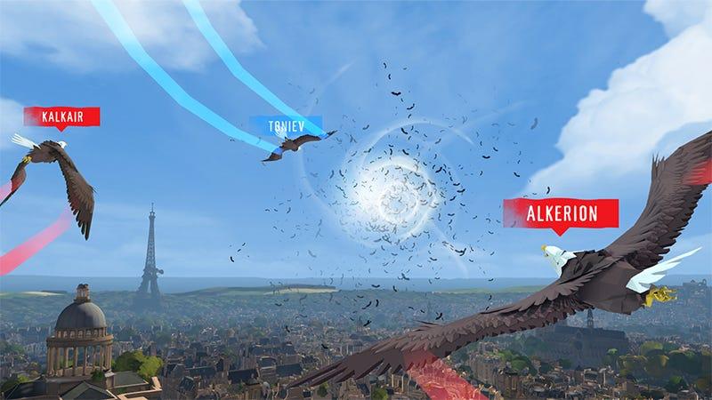 Illustration for article titled Ubisoft Makes All Its Multiplayer VR Games Cross-Platform