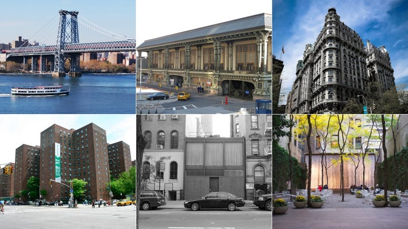Illustration for article titled Unlock NYC's Architectural Gems With This Foursquare Scavenger Hunt