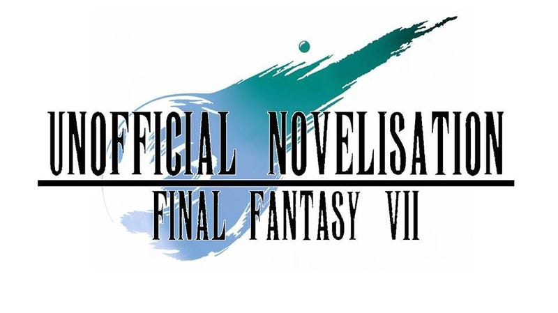 Illustration for article titled Fan Is Turning Final Fantasy VII Into A Giant Novel
