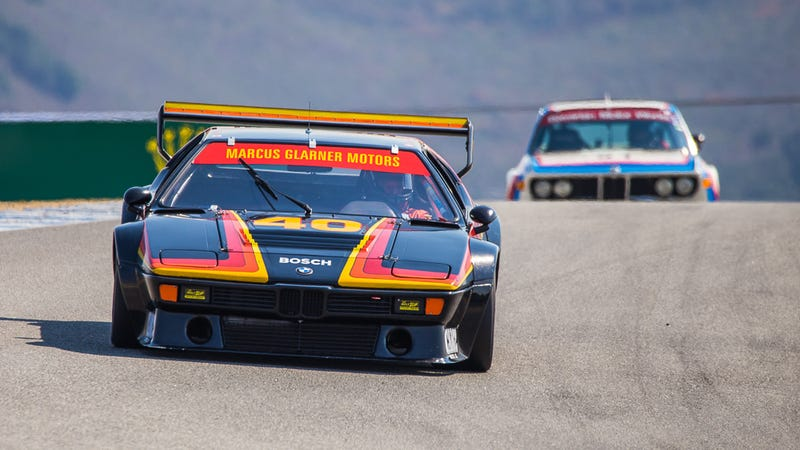 Illustration for article titled Rolex Monterey Motorsports Reunion (150+ photos)