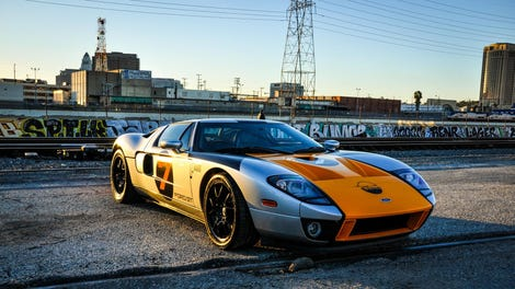 You Can Buy The Ford Gt Owned By The Man Who Designed It