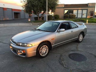 Illustration for article titled Craigslist Debunking: RHD Authentic Nissan Skyline R33 Kouki GTS25 **Original**Manual**