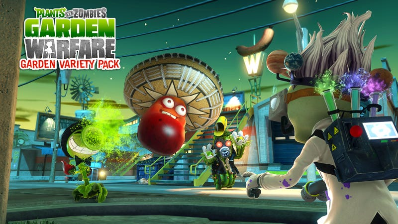 Illustration for article titled Forget Titanfall, Garden Warfare Is Getting Free DLC Tomorrow