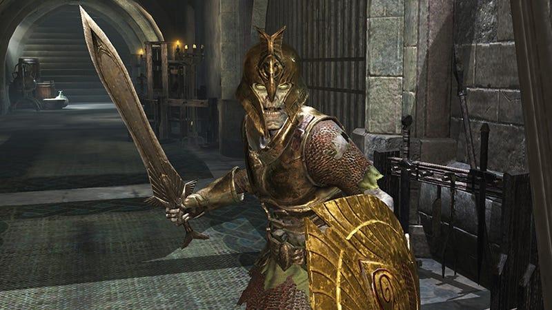 Illustration for article titled Elder Scrolls: Blades Is Impressive, But Don't ExpectSkyrim