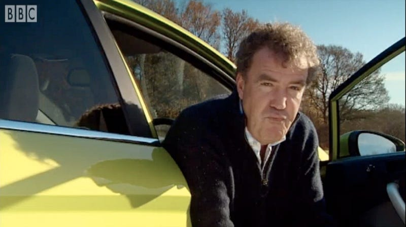 Illustration for article titled That Top Gear Episode Where Clarkson Tests The New Ford Fiesta