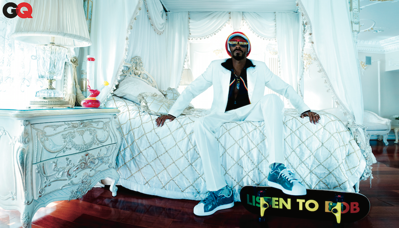 Illustration for article titled My Afternoon With Snoop Lion, President Of Weed